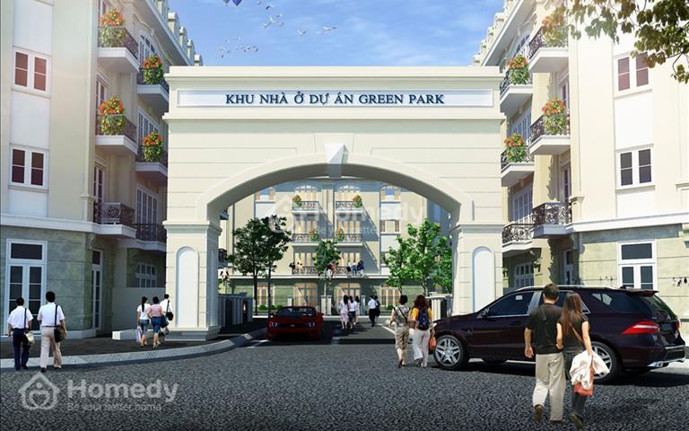 Bán liền kề thuộc dự án Green Park - 319 Vĩnh Hưng, liên hệ