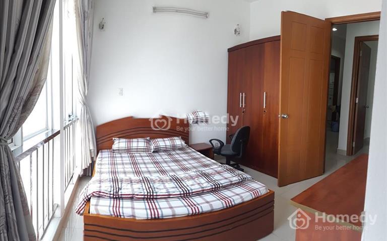 Cho thuê căn hộ New Horizon ngay khu Becamex 2 phòng ngủ, đầy đủ nội thất cao cấp 14 triệu/tháng