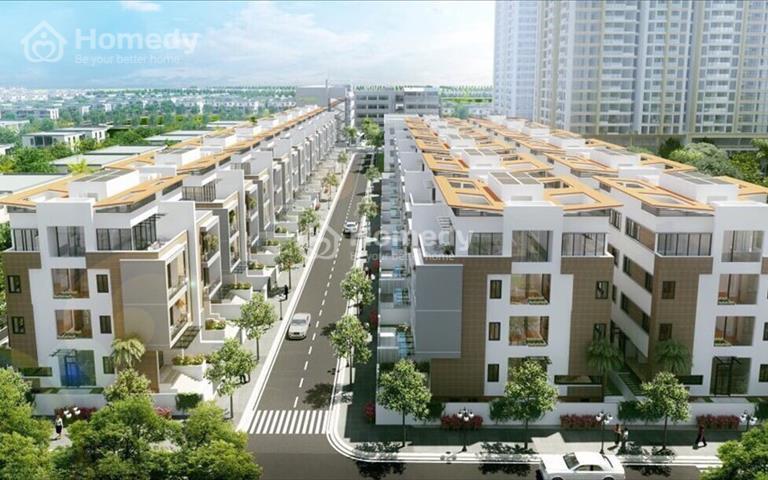 Nhà phố liền kề chỉ 28 triệu/m2 ngay An Dương Vương Quận 8