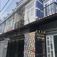Bán căn nhà hẻm 6m đối diện Ủy ban xã Vĩnh Lộc A hẻm thông Hương lộ 80- Quách Điêu
