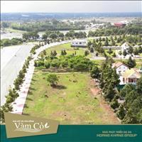 Khu đô thị ven sông Vàm Cỏ, đất nền thành phố Tân An 20m, khu trung tâm hành chính mới của tỉnh