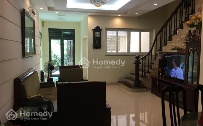 Cho thuê liền kề khu đô thị Việt Hưng, 120m2, 4 tầng giá 18 triệu/tháng