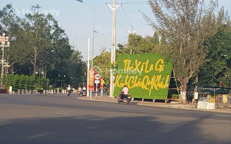 Chỉ còn 1 nền duy nhất, vuông vức, diện tích 1000m2, đất ven biển La Gi, Bình Thuận