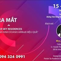 Lễ ra mắt Premier Sky Residences Đà Nẵng và mô hình kinh doanh AirBnB, liên hệ nhận thư mời