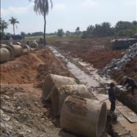 Bán lô đất mặt tiền quốc lộ 1A, sổ hồng riêng, thổ cư 100%, giá 500 triệu