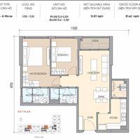 Cần bán căn số 5 tầng cao dự án De La Sol, giá giao đoạn 1