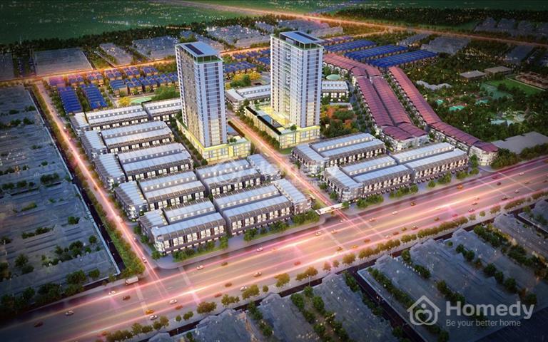 Mở bán siêu dự án đất vàng tại trung tâm thị xã Phú Mỹ, liền kề sân bay Long Thành