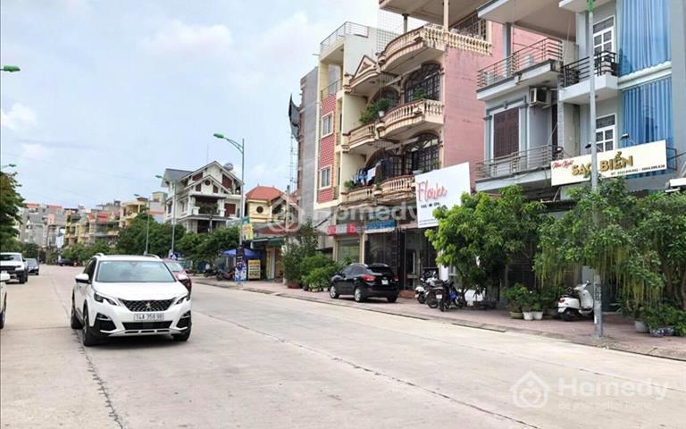 Bán đất ô góc mặt đường 31m trung tâm Hồng Hải Cột 3