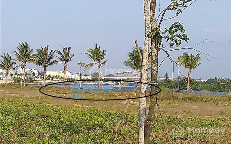 Đất dự án Hội An River Park đối diện bãi tắm An Bàng chỉ 35 triệu/m2