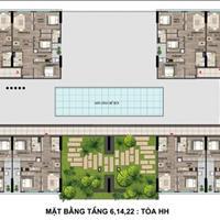 Chung cư 43 Phạm Văn Đồng - Nhận nhà ở luôn - Giá hợp lý