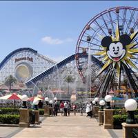 Đất thổ cư 100m2, 599 triệu tại công vên thế giới Disneyland Bình Dương, sổ hồng riêng