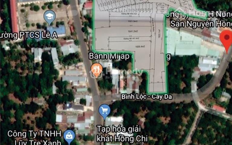 Đất nền Long Khánh - Đồng Nai - đất nền sổ đỏ - vị trí nằm trên trục đường khu công nghiệp