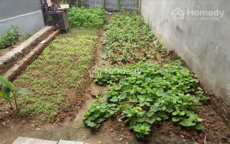 Bán đất lấy tiền xây nhà ở Vân Canh, 41m2, mặt tiền 3.2m, Tây Nam, đường 2.2m, ô tô đỗ cách 30m