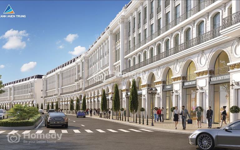 Tháng 6 - Ưu đãi cực lớn khi giao dịch Shophouse La Maison Premium đại lô Hùng Vương 49m, Tuy Hoà