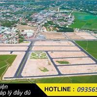 Nhận đặt chỗ đất mặt tiền Lê Duẩn (Quốc lộ 1A), cách sân bay Phù Cát 5km