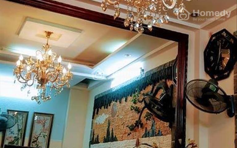 Bán nhà mặt phố Hàm Tử Quan, Hoàn Kiếm 62m2, 3 tầng, mặt tiền 3m, chỉ 5.5 tỷ