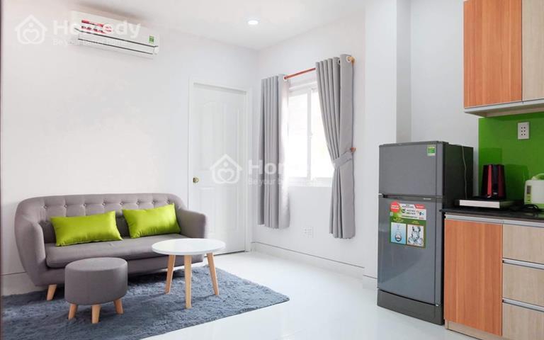 Chính chủ cho thuê căn hộ đầy đủ tiện nghi tại quận 3 giá cực sốc chỉ từ 4,5 triệu/tháng