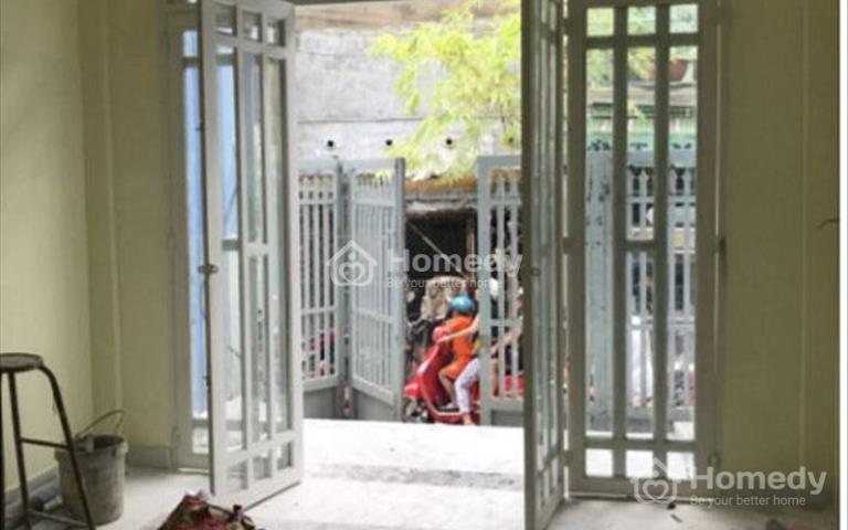 Cho thuê nhà mặt tiền Hùng Vương giá 17 triệu/tháng