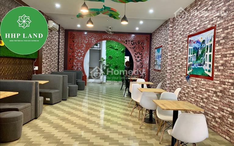 Sang nhượng quán trà sữa mặt tiền 15m đường Phan Trung