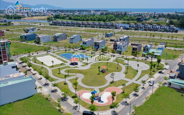 Chính chủ bán nhanh lô đất 300m2 view sông đẹp nhất khu đô thị Phú Mỹ An, 43 triệu/m2