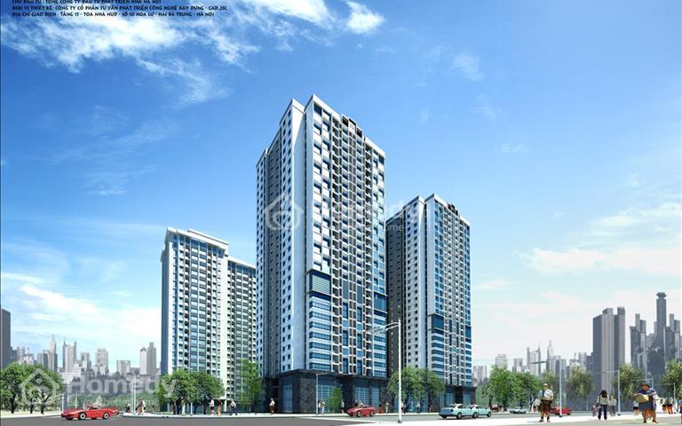 Bán căn hộ 65m2 chung cư A10 Nam Trung Yên, giá rẻ bất ngờ chỉ từ 2 tỷ/căn, nhận nhà tháng 10/2019