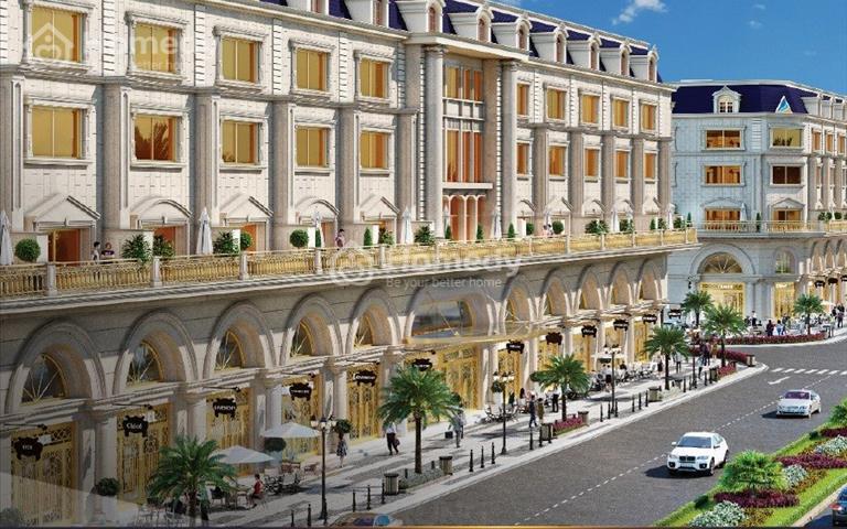Mở bán giai đoạn 1, Shophouse La Maison Premium - cam kết mua lại 25%, chiết khấu thuê lại 10%