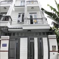 Nhà mới đẹp đường Quang Trung, Gò Vấp, 1 trệt, 3 lầu, 4x13m DTSD 190m2, khu đông đúc, full nội thất