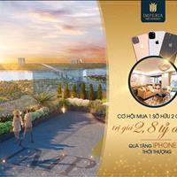 Cơ hội mua 1 sở hữu 2 căn hộ cao cấp Imperia Sky Garden, chiết khấu 4%, hỗ trợ vay lãi suất 0%