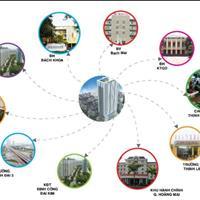 Chung cư nội thành quận Hoàng Mai giá ưu đãi đã có sổ, phí dịch vụ rẻ nhất