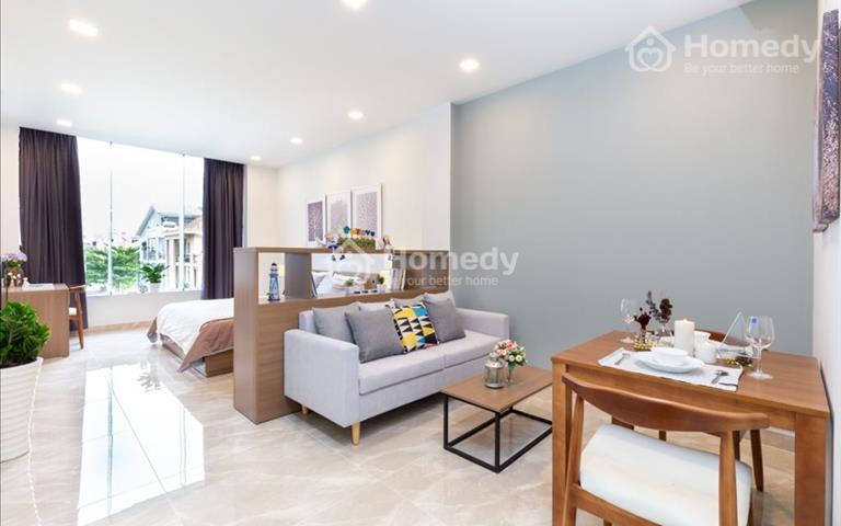 Cho thuê căn hộ AlbusHome cao cấp giá tốt tại Quận 7, gần Lotte Mart, cọc chỉ 1 tháng, khu an ninh