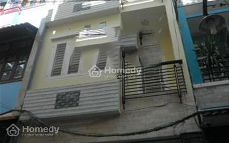 Cho thuê nhà nguyên căn hẻm 480 Nguyễn Tri Phương, giá 15 triệu/tháng