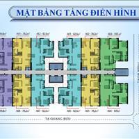 Nhượng lại căn 3 phòng ngủ, Quốc Cường Giai Việt, 105m2, 2,9 tỷ, lầu trung hướng mát, hỗ trợ vay