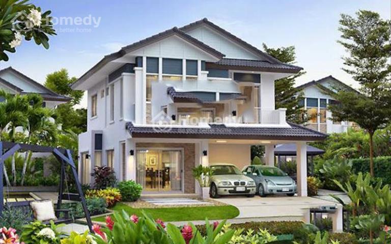 Cho thuê nhà liền kề Lavila De Rio 3 lầu, full nội thất, giá 27 triệu/tháng