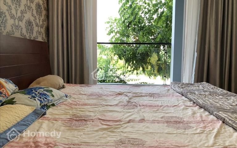 Cho thuê nhà phố Mega Village 5x15m - view Đông Nam - full nội thất, giá 12 triệu/tháng