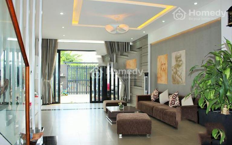 Nhà cho thuê nguyên căn hẻm 480 Nguyễn Tri Phương gần trung tâm thương mại giá 15 triệu/tháng