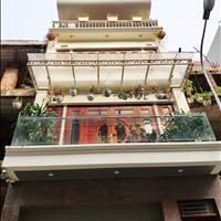 Bán nhà phố Huỳnh Thúc Kháng, Láng Hạ, 85m2, 4 tầng, mặt tiền 4.5m, vỉa hè kinh doanh