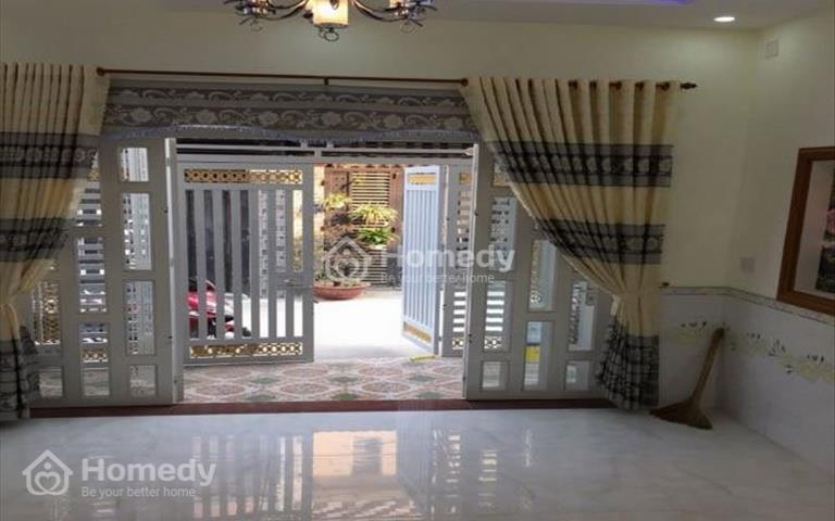 Chính chủ bán nhà cuối đường Lê Đức Thọ, nhà 2 lầu, giá 1,52 tỷ