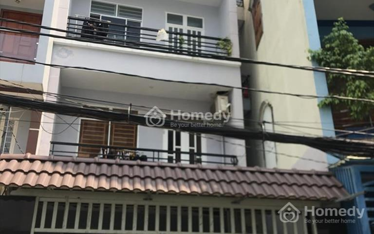 Nhà nguyên căn cho thuê tiện mở văn phòng hoặc để ở HXH 8m 269/45 Phan Huy Ích, phường 14, Gò Vấp