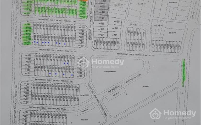 Dự án đất nền Trần Quý Cáp trung tâm Buôn Ma Thuột, 100% thổ cư