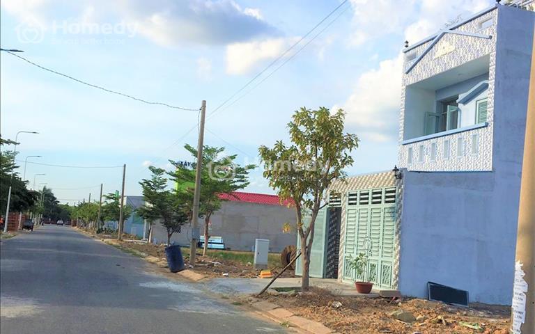 Ngân hàng VIB hỗ trợ thanh lý gấp 28 nền đất và 8 lô góc gần Aeon Bình Tân, SHR từ 720 triệu/nền
