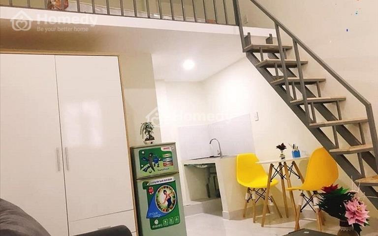 Căn hộ chung cư giá tầm trung cao cấp (có gác lửng) phường 25 Xô Viết Nghệ Tĩnh Bình Thạnh