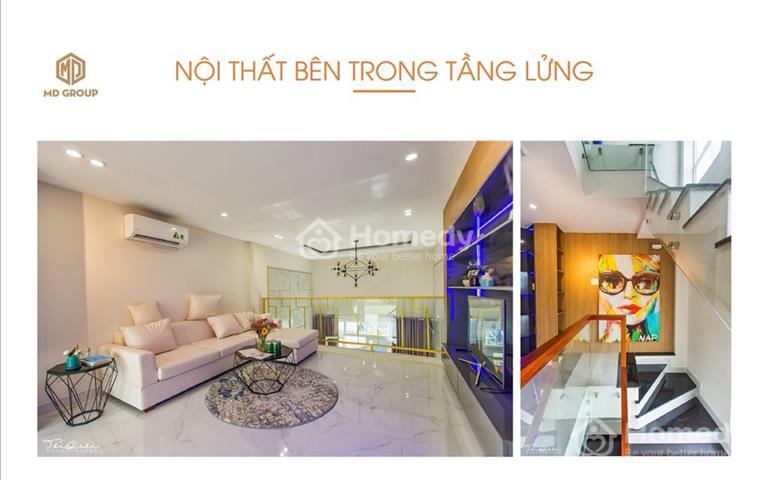 Cần bán nhà phố liền kề 6 tỷ, gần Aeon Mall Bình Tân