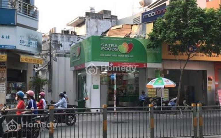Bán nhà mặt tiền Lũy Bán Bích, Tân Phú, diện tích 4,84 x 23m, giá 17,5 tỷ