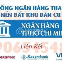 Thông báo Sacombank thanh lý 22 lô đất liền kề khu Tên Lửa giá thấp hơn thị trường 10-20%