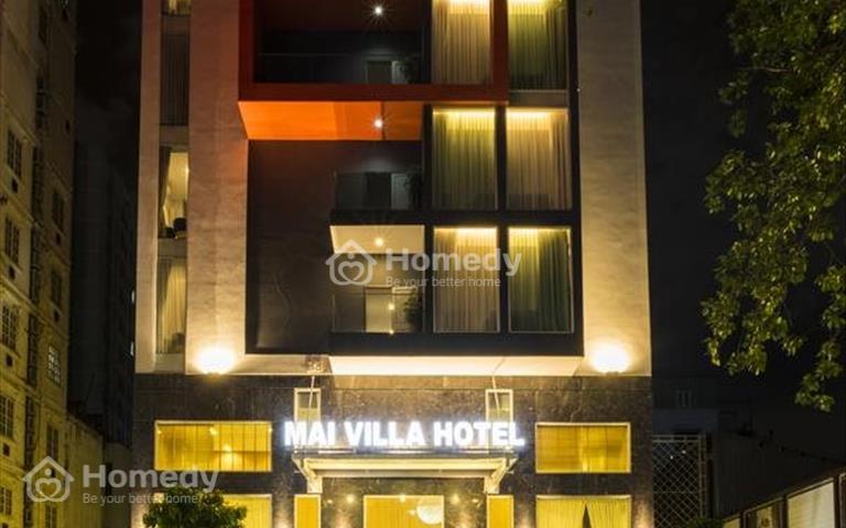 Cho thuê khách sạn 3 sao mặt tiền đường - Đường Sư Vạn Hạnh - Phường 13 - Quận 10