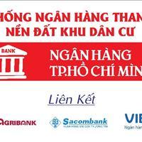 Thông báo ngày 16/6/2019 Sacombank hỗ trợ thanh lý 40 nền đất nhà phố liền kề Aeon Bình Tân