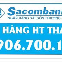 Thông tin Sacombank thanh lý tài sản 35 lô đất khu vực Hồ Chí Minh, tặng sổ tiết kiệm 100 triệu