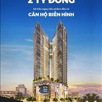 Chỉ 2 tỷ sở hữu ngay căn hộ Alpha Hill - Tháp đôi cao nhất Việt Nam ngay trung tâm quận 1