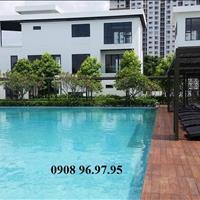 Biệt thự Lucasta Khang Điền - đầy đủ nội thất cao cấp - có sân vườn rộng - có hồ bơi và gara riêng
