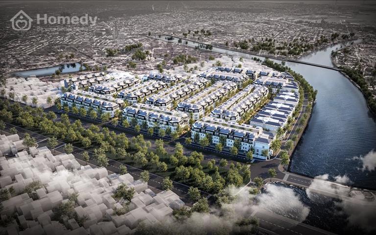 Hoàng Huy Riverside đất vàng trung tâm, cơ hội vàng đầu tư, nơi cuộc sống yên bình